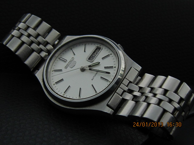 Jam Amp Watch Seiko 5