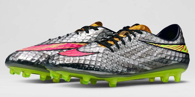 Oficial y en detalle: Nuevos botines Nike de Neymar