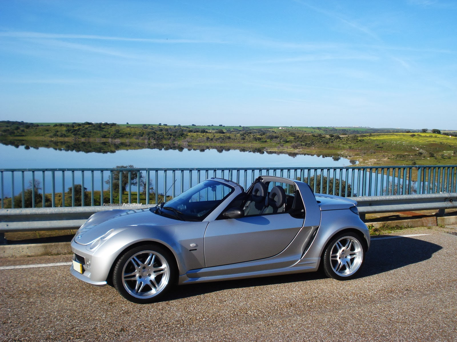 Smart Roadster Brabus | Evo