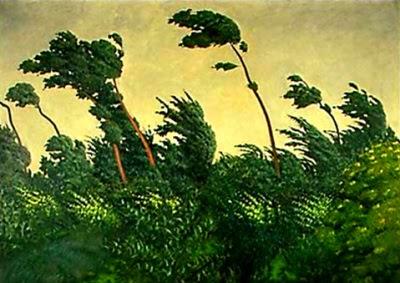El vent (Félix Valloton)