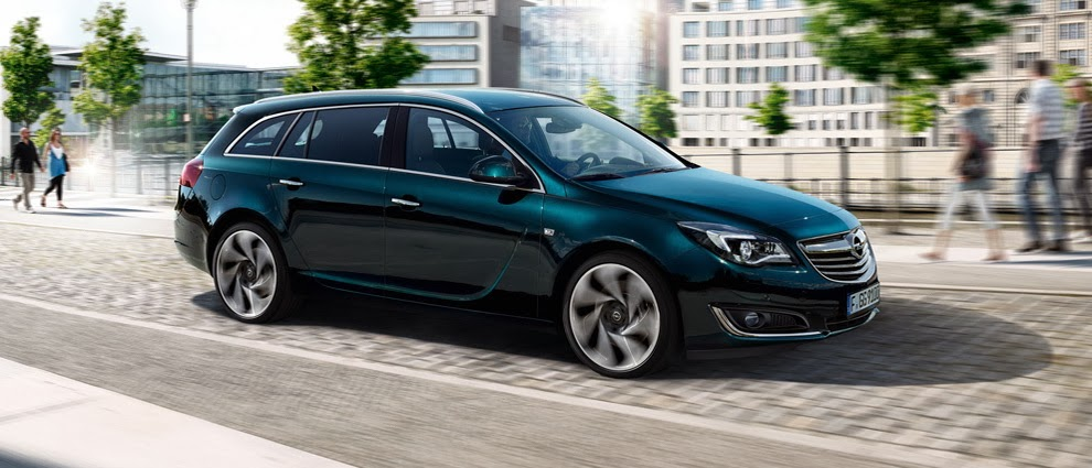 Noul Opel Insignia Sports Tourer