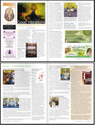 Albany Awakenings January 2016 Sound Healing Issue