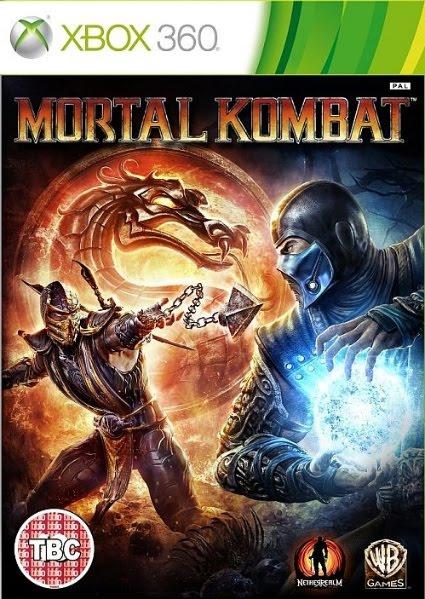 Descarga Mortal Kombat 9 xbox 360