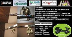 EQUIPO PARA SPINNING EXTRAORDINARIA RELACIÓN PRECIO-PRECIO: TAN SÓLO $170