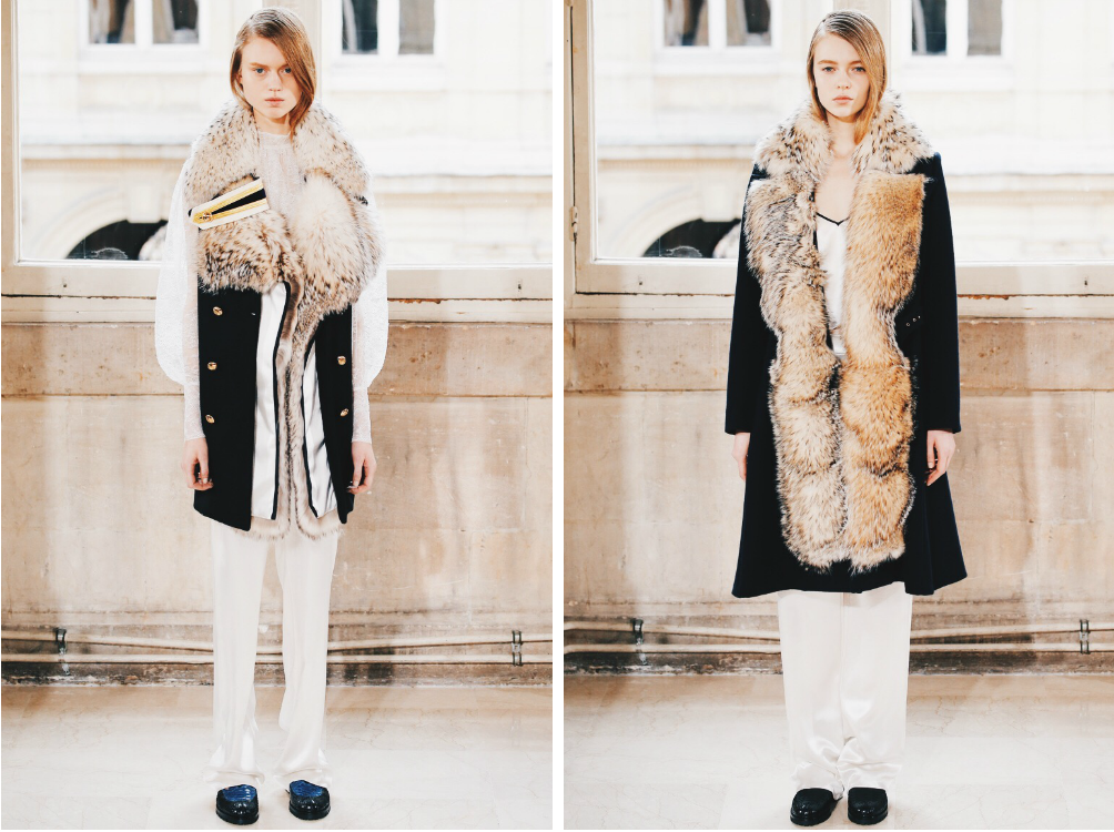 Ana Maddock- Bouchra Jarrar Paris Haute Couture Fashion Week SS16