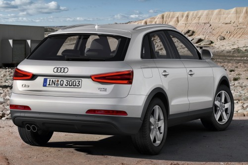 2014 Audi Q3 SUV Release Date and Review