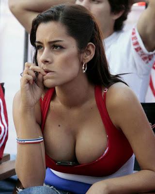 Larissa Riquelme Paraguay preocupada
