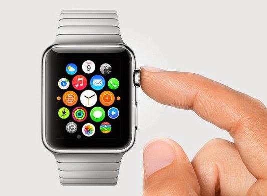 Το αναμενόμενο ρολόι της Apple.