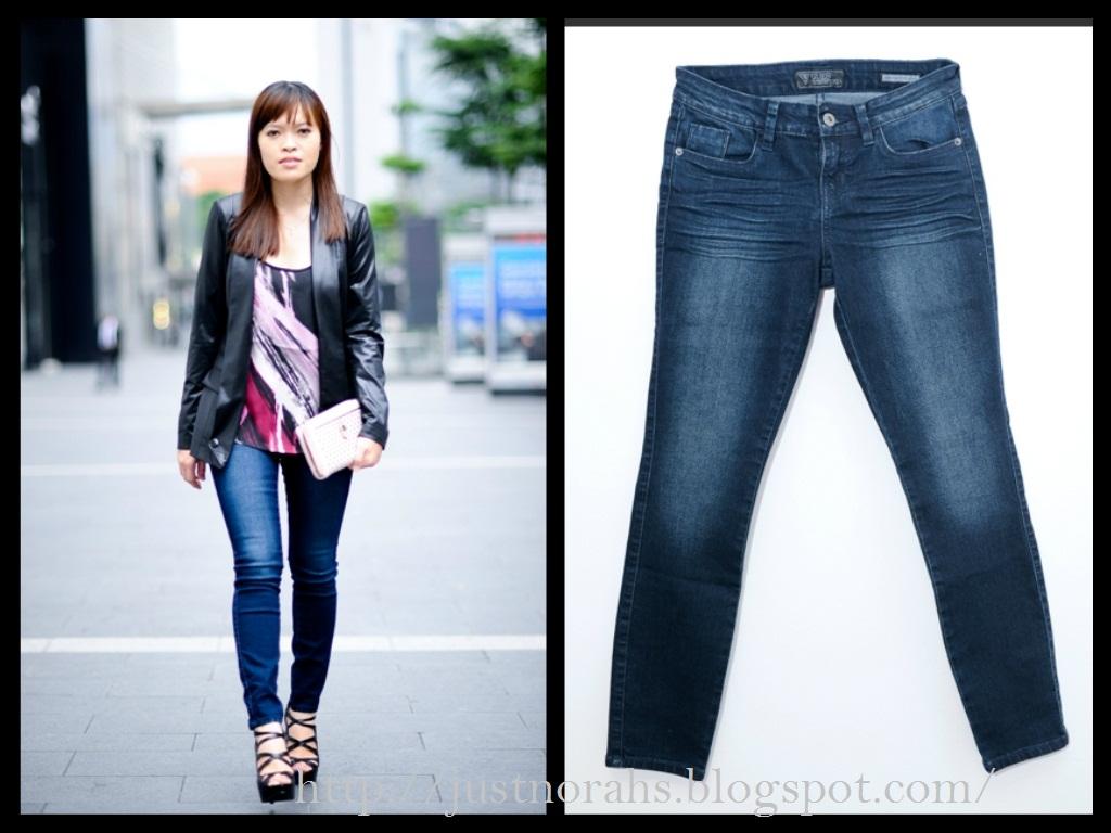 Just Norahs: Brittney Petite Skinny & Sophia Skinny Curvy Jeans by ...