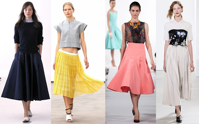Organic by John Patrick/ Derek Lam/ Oscar de la Renta/ Creatures of the Wind