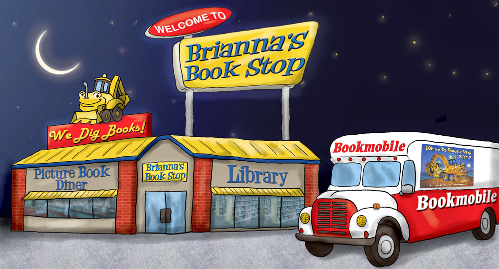 Brianna's Book Stop