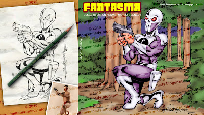The new panthom, Fantasma