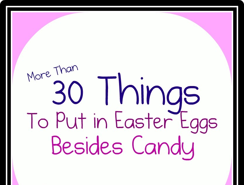 Family volley easter egg hunts more than just candy lots of ideas negle Images