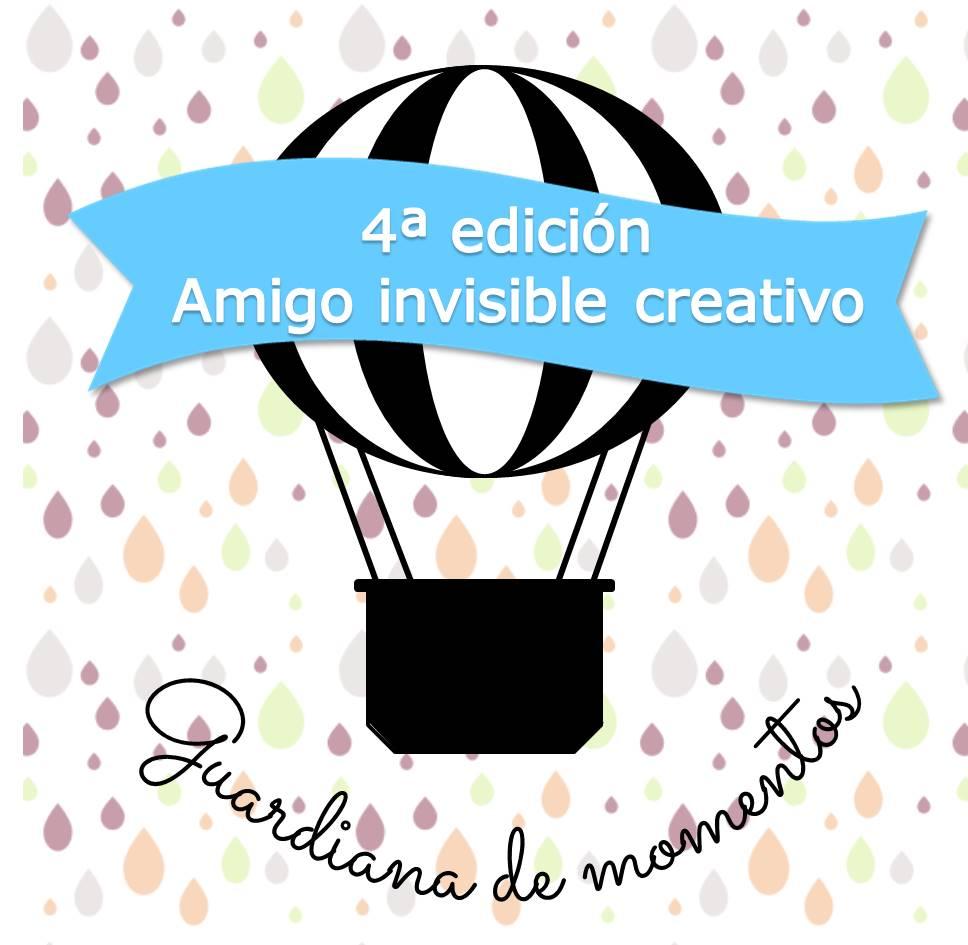 Participo en la cuarta edición del amigo invisible creativo