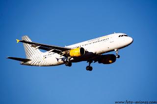 Airbus A320 / EC-KBU