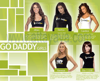 godaddy girls cute