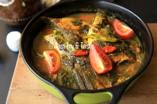 Resep Ikan Kakap Masak Lempah Daun Kedondong Just Try & Taste