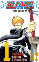 Tomo 1 de Bleach