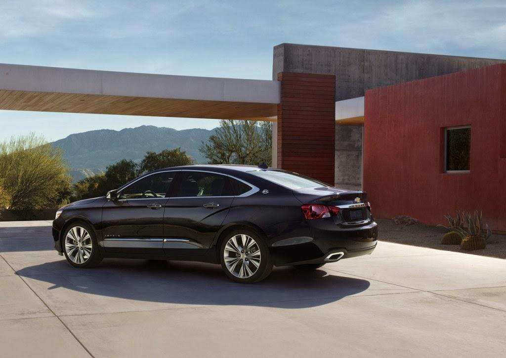 Chevrolet Impala Car Pictures #443