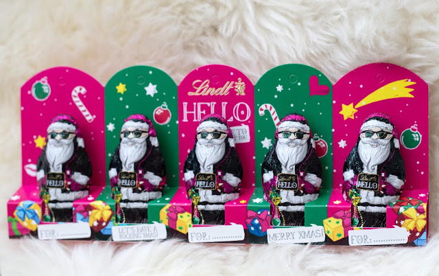 Lindt Hello XMAS Collection