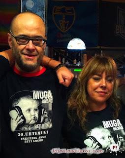 MUGA, Taberna, Bilbao, Festival, BIME