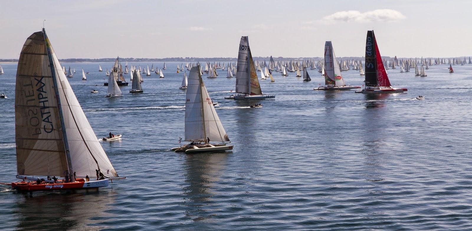 3000 marins sont attendus sur le Tour de Belle-Ile 2015.