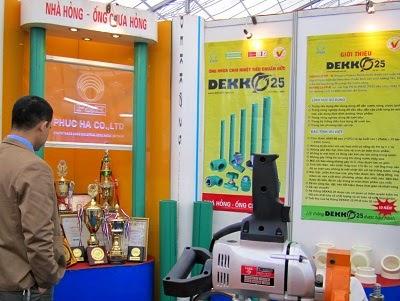Ống nhựa Dekko 25 nhận được nhiều giải thưởng cao quý