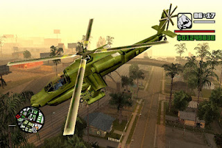 Download Game GTA San Andreas Android Apk