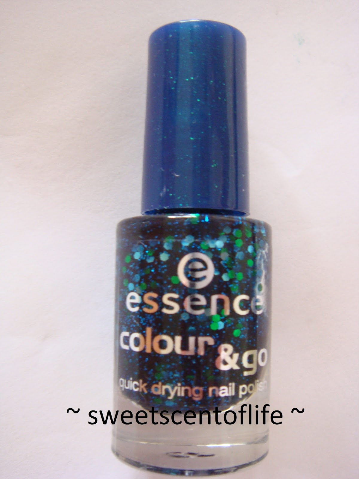 Sweet Scent of Life ^.^: Review: Essence Colour & Go Quick ...