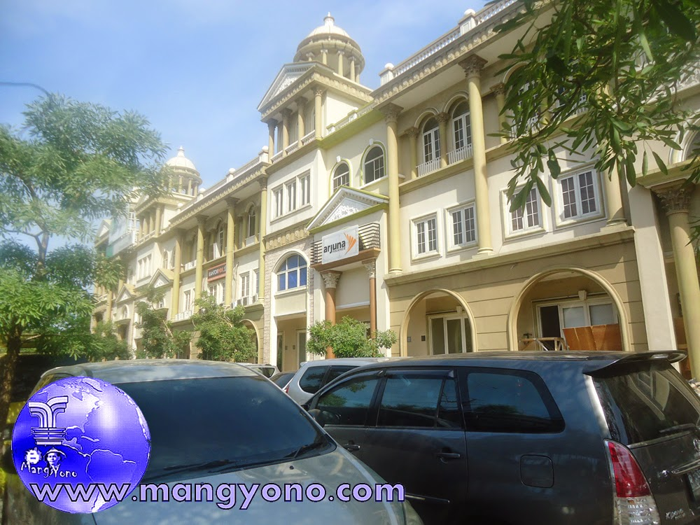 Kantor Pos JL Daan Mogot  Ruko Green Mansion Blok C NO 9 ( Bawah Fliover Seberang Poll PPD Pesing)