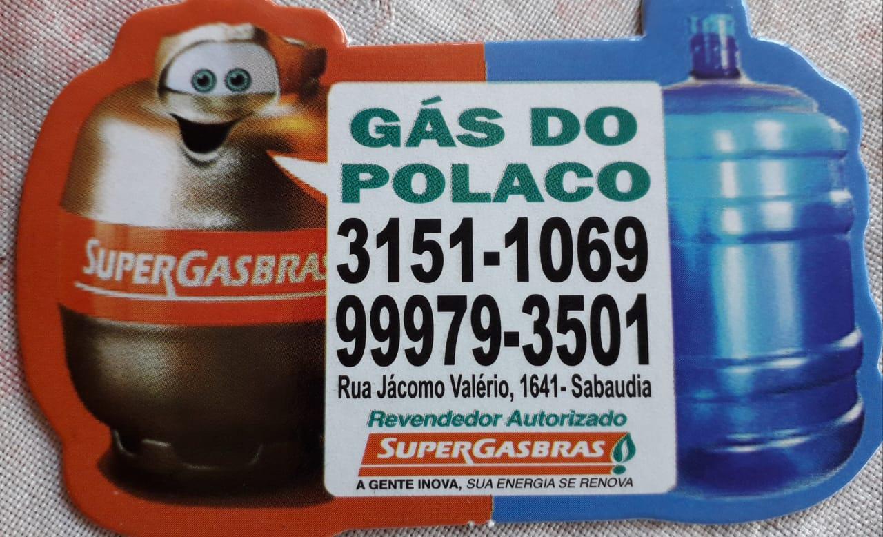 GÁS DO POLACO