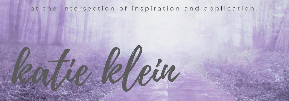 Katie Klein Writes