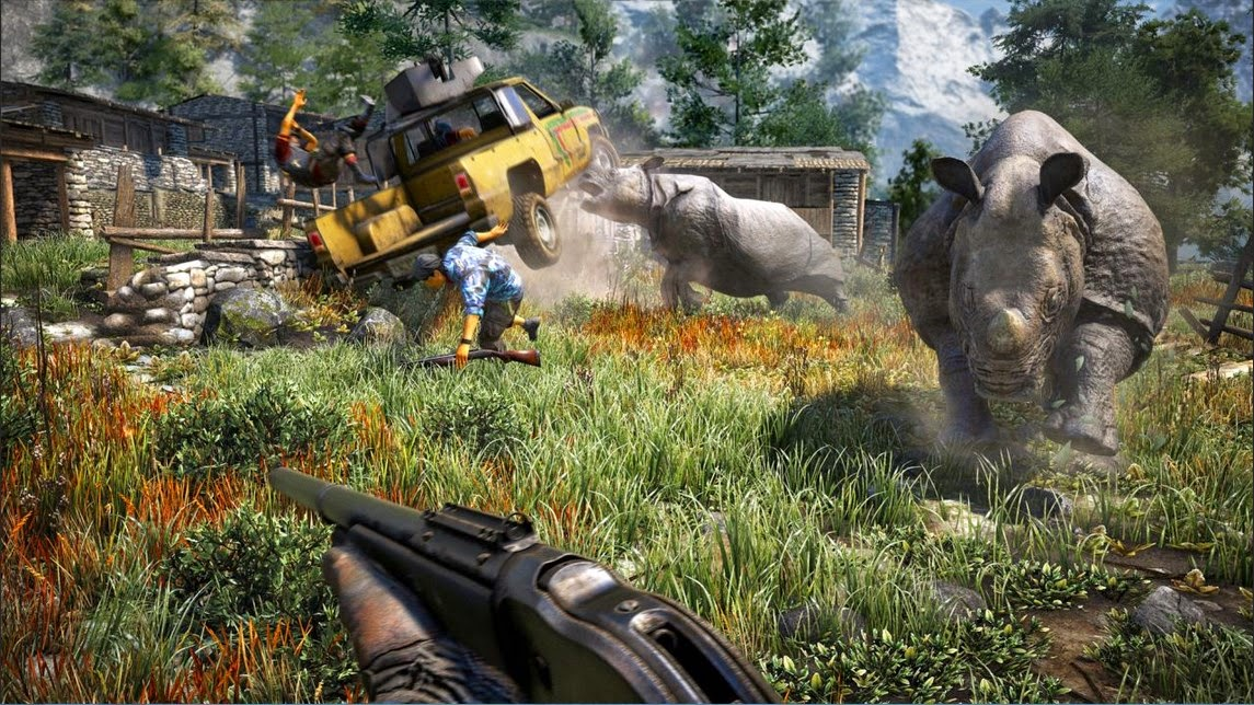Download Far Cry 4 Reloaded Direct Link