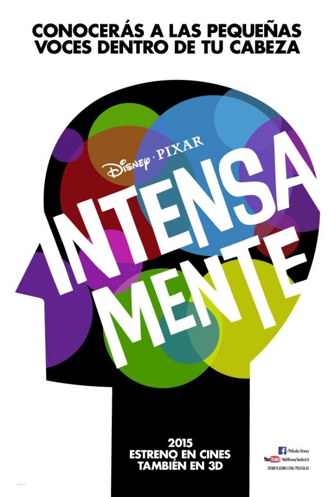 Intensa-mente: Disney apuesta por las emociones - Aula de Elena