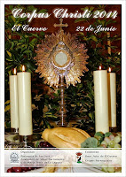 El Cuervo - Fiesta del Corpus 2014