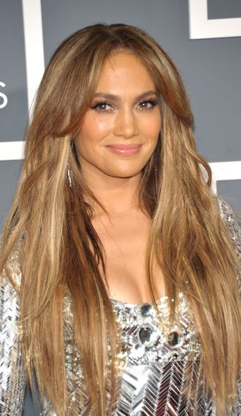 what colour is jennifer lopez hair 2011. jennifer lopez hair color