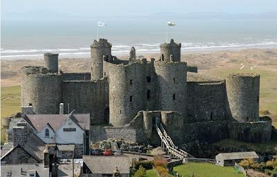 グウィネズのエドワード1世の城郭と市壁の画像 p1_8