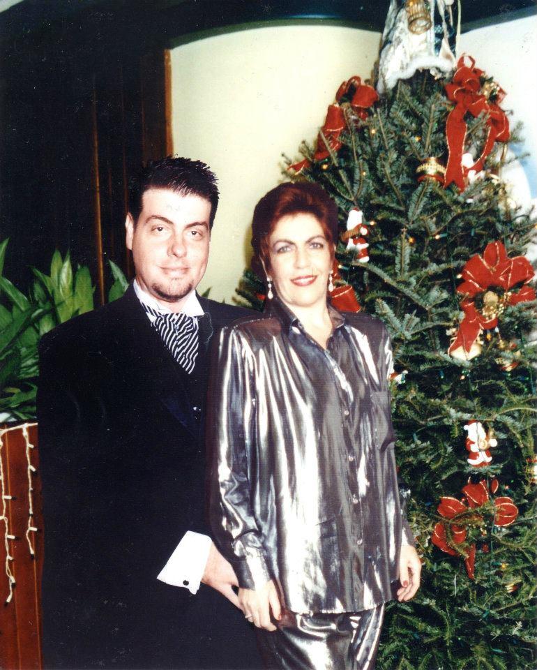 Loly Señaris Calviño e Isidro José Montoto Señaris.