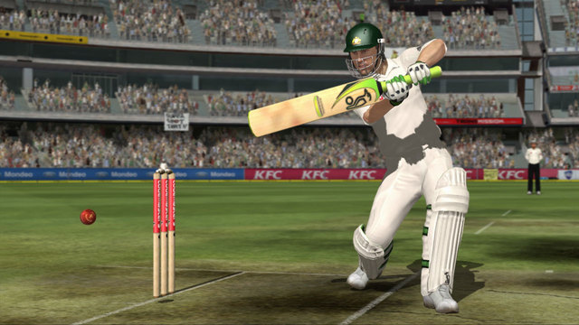 Ashes Cricket Pc Game Screen Shot