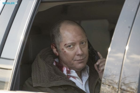 """The Blacklist - Luther Braxton (No. 21) Conclusion - Review: """"Down The Rabbit Hole"""""""