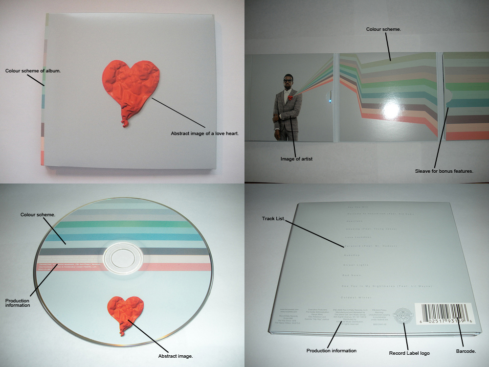 wbs a2 media kanye west 808s amp heartbreak digipak analysis