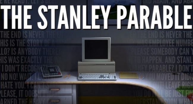 Análisis de The Stanley Parable.