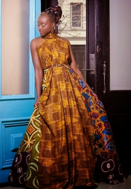 Dress Elegantly and Regally with Cultural Inspired Fashions by Cassandra Bromfield