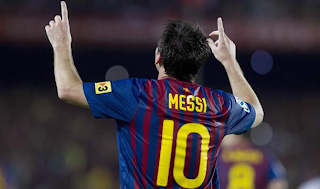 Messi Mejor Jugador Temporada 2010-2011