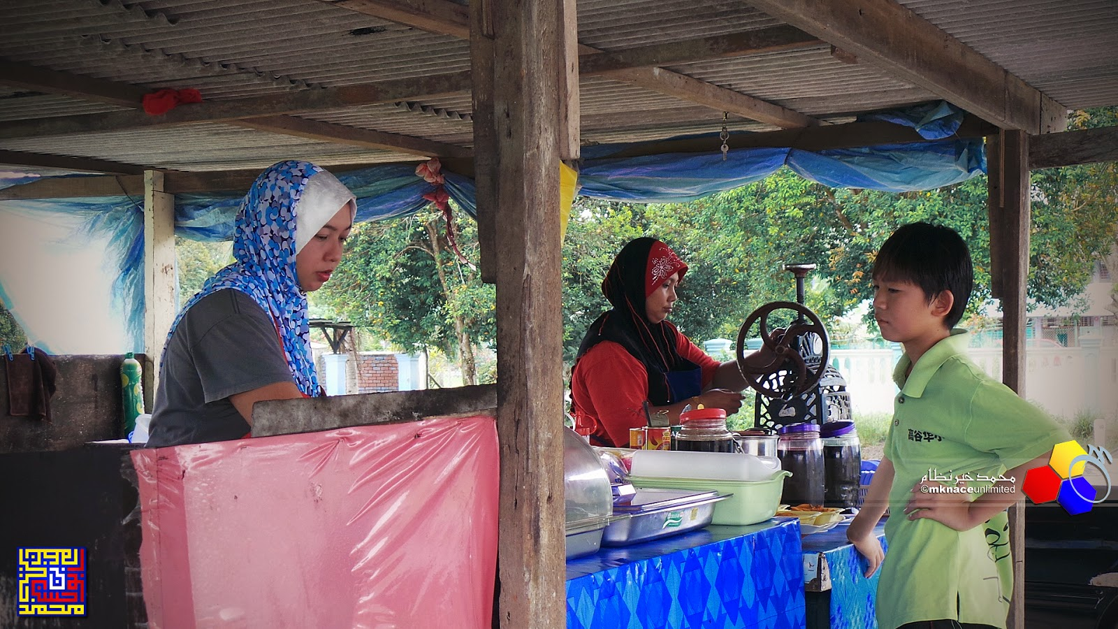 Kampung Baru Pasir Gogok going there and back