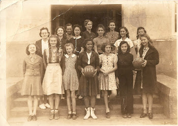 My Grandmother and Her Basketball Team