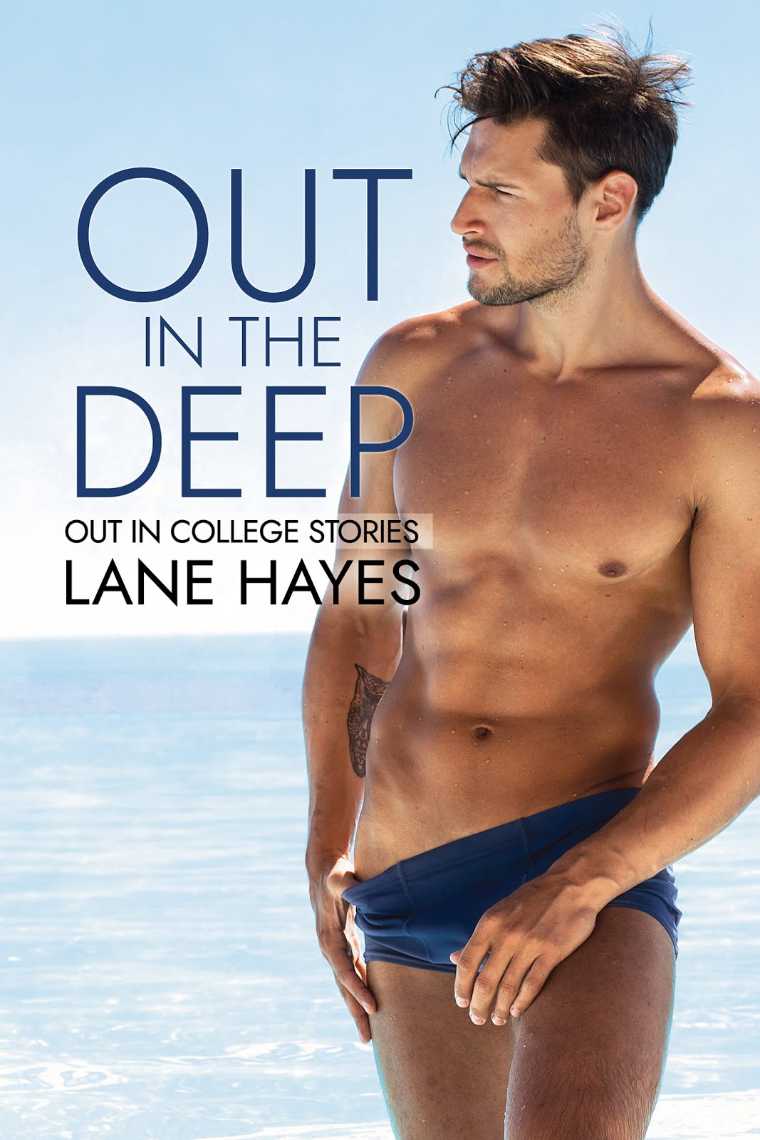 Out In The Deep by Lane Hayes