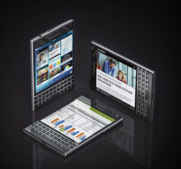 BlackBerry Passport Three