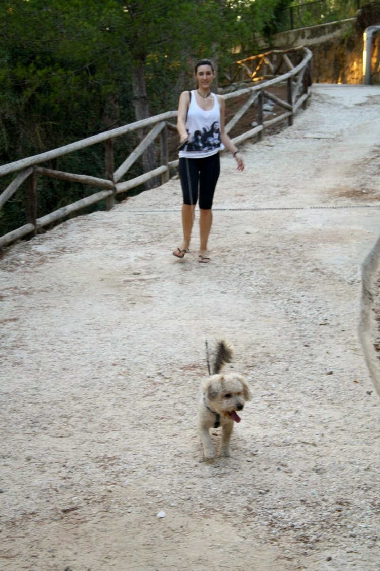 OOTD: Hiking with my doggy and a little of my thoughts