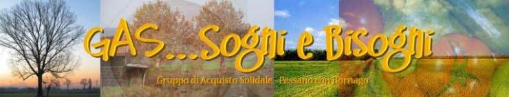 """G.A.S. """"SOGNI E BISOGNI"""" Pessano con Bornago"""